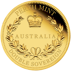 2018 $50 Double Sovereign Gold Proof