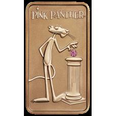 2018 1oz Pink Panther Pink Gold Pink Diamond Ingot