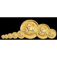 2018 1/10oz Lunar Dog Gold Bullion Coin