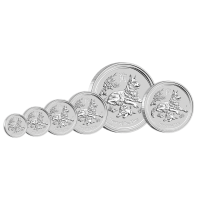2018 10kg Lunar Dog Silver Bullion Coin