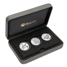 2018 $1 High Relief Silver Proof Collection