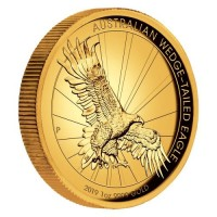 2019 $100 Wedgetail Eagle Gold High Relief Proof