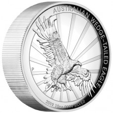 2019 $10 Wedgetail Eagle High Relief Proof