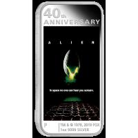 2019 $1 Alien Silver Proof