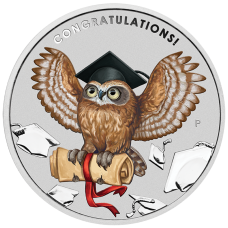 2019 $1 Graduation Silver Proof