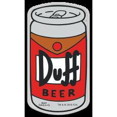2019 $1 Simpsons - Duff Beer Silver Proof