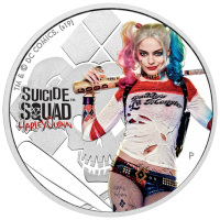 2019 $1 Suicide Squad - Harley Quinn