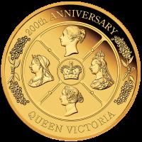 2019 $200 Queen Victoria Gold Proof