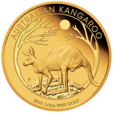 2019 $25 Kangaroo Gold Proof