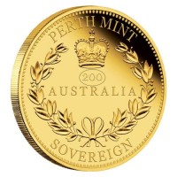 2019 $25 Sovereign Gold Proof