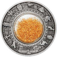 2019 $2 Treasure of Ancient Egypt Antique Coin