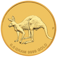 2019 $2 Mini Roo Gold Coin