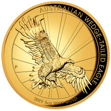 2019 $500 Wedgetail Eagle Gold High Relief Proof
