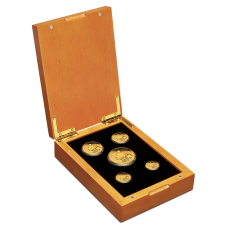 2019 Kangaroo Gold Proof Set