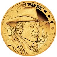 2020 $25 John Wayne Gold Proof