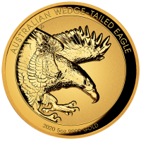 2020 $500 Wedgetail Eagle High Relief Gold Proof