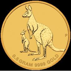 2020 $2 Mini Roo Gold Coin