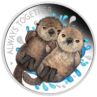 2020 50c Always Together Silver Proof