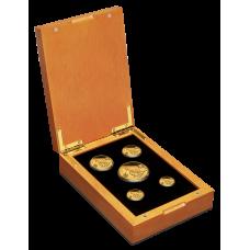 2020 Kangaroo 5 Coin Gold Set