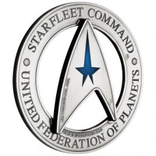 2020 Starfleet Command Holey Dollar and Delta