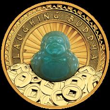 2021 $100 Laughing Buddha Gold Proof
