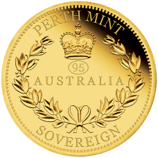 2021 $25 Australian Sovereign Gold Proof