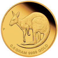 2021 $2 Mini Roo Gold Proof