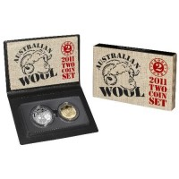 2011 Two Coin Proof Set