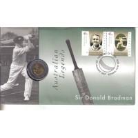 1997 $5 Bradman PNC