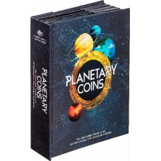 2017 Planetary Coins