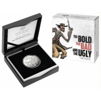2019 $1 Bush Rangers Silver Proof