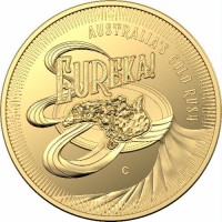 2020 $10 Australia's Gold Rush Gold Proof