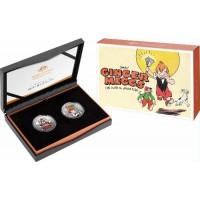 2021 $1 Ginger Megs Silver Set