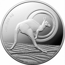 2021 $1 Kangaroo Silver Proof