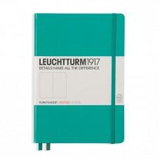 Leuchtturm1917 Dotted Notebook - Emerald