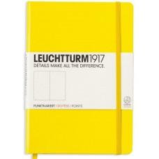 Leuchtturm1917 Dotted Notebook - Lemon