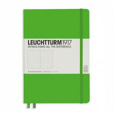 Leuchtturm1917 Dotted Notebook - Fresh Green