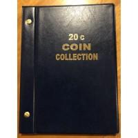 VST 20c Coin Album