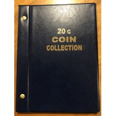 VST 20c Coin Album