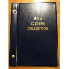 VST 50c Coin Album