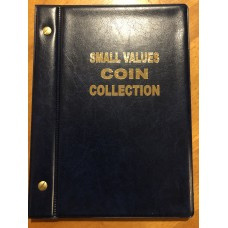 VST Small Values Coin Album