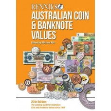 Renniks Australian Coin and Banknote Values (27th Ed)