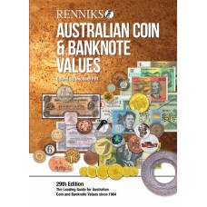 Renniks Australian Coin and Banknote Values (29th Ed)
