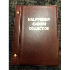 VST Halfpenny Coin Album
