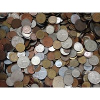 World Coins (1 Kilo Mixed)