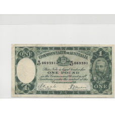 R28 1 Pound Riddle/Sheehan VF