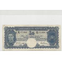 R46 5 Pound Armitage/McFarlane VF