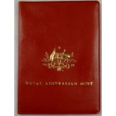 1969 Mint Set - Red Wallet