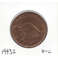 1943i Penny Unc
