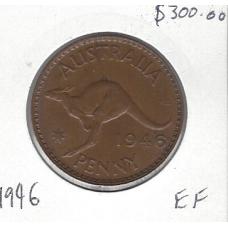 1946 Penny EF